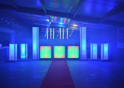 discobar groot pilaar